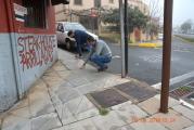 """""""Seguiremos exigiendo un plan integral de mejora para las aceras del municipio"""" Juan C. Atta (AV)"""