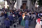 Valsequillo celebró el Día de Canarias rodeado de tipismo