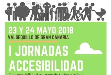 Consulte el programa de las primeras Jornadas de Accesibilidad en Valsequillo