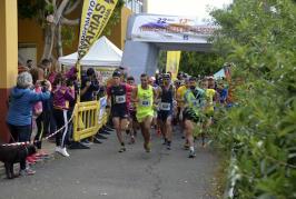 225 corredores disputaron la II Trail Las Vegas de Valsequillo