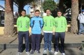 El equipo juvenil de petanca Lomitos de Correa cumple otro objetivo