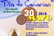Valsequillo celebra el Día de Canarias con un gran sancocho y un concurso de pella y mojo