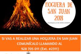 Valsequillo elabora un censo de las hogueras de San Juan