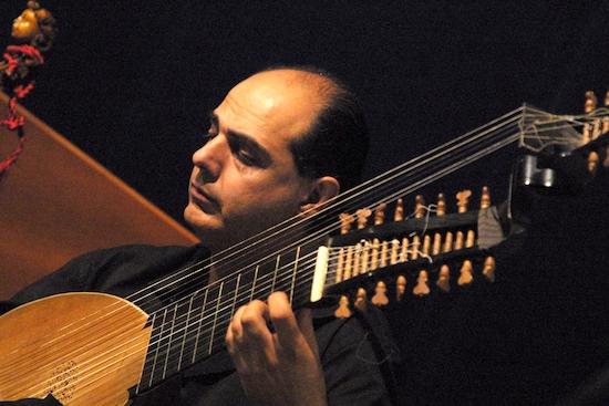El limeño Juan Carlos de Mulder realiza un recorrido por dos siglos de composiciones italianas para laúd en la Casa de Colón
