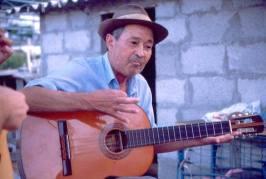 """Valsequillo rinde homenaje al músico y folclorista """"Ofilio"""" Galván"""