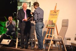 Tenteniguada acoge la presentación del libro de Normando Peñate sobre su historia