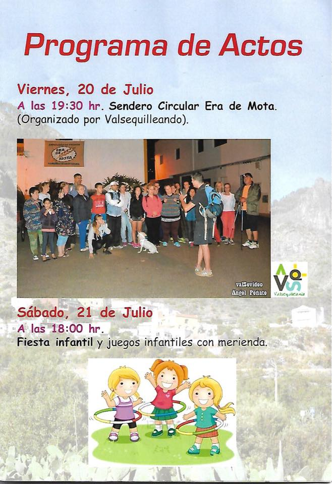 Prog. Fiesta de la Cosecha 3w