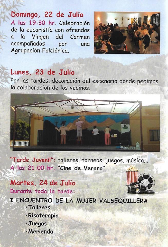 Prog. Fiesta de la Cosecha 4w