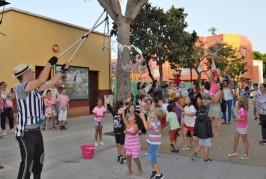 Comienzan los talleres de la campaña de verano los martes y los jueves en Valsequillo