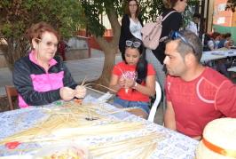 Intercambio generacional a través de la artesanía en Valsequillo