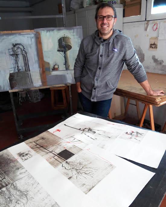 Hasta finales de agosto se exhibe en el Centro de Artes Plásticas la colectiva 'Gran Canaria Series de Obra Gráfica'