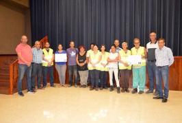 Valsequillo obtiene 80.000 euros para emplear a once personas pertenecientes a unidades familiares sin recursos económicos