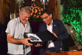 Antonio Luis Toscano rememoró con su pregón al Valsequillo de antaño