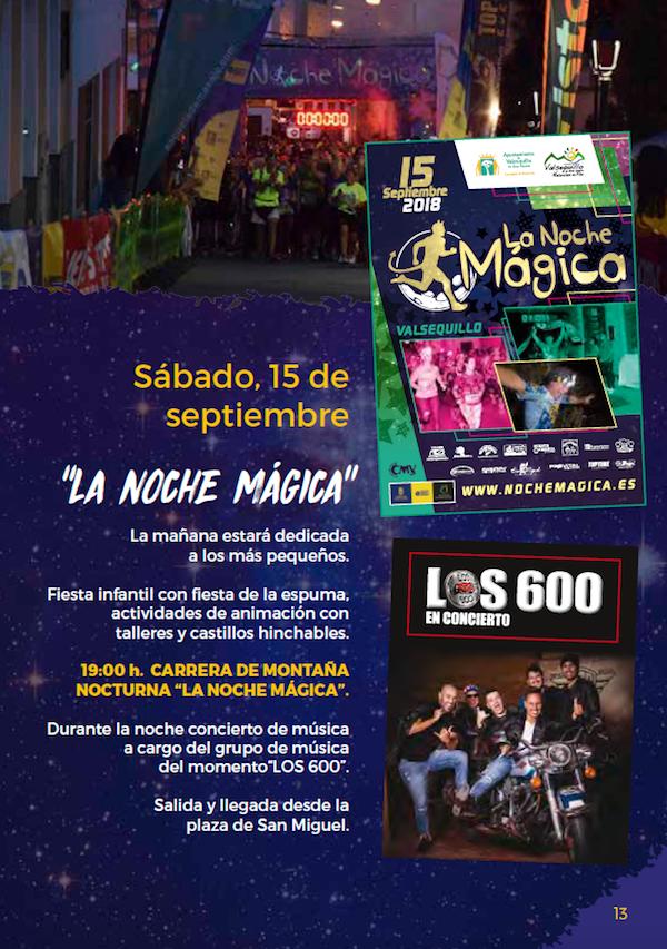 Programa Fiestas San Miguel 2018 13w