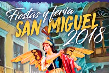 Consulte el Programa Oficial de las Fiestas y Feria de San Miguel 2018 en Valsequillo de Gran Canaria