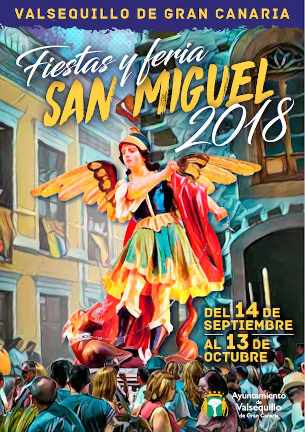 Programa Fiestas San Miguel 2018 1w