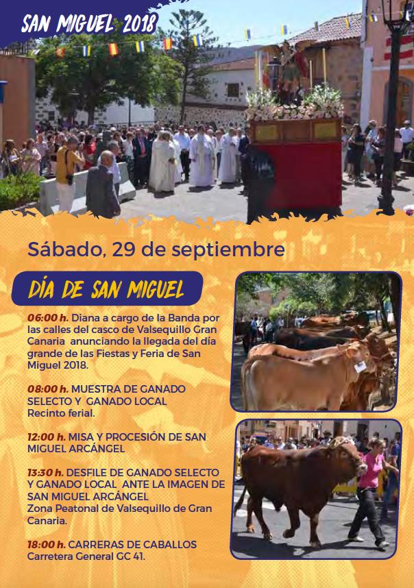 Programa Fiestas San Miguel 2018 26w