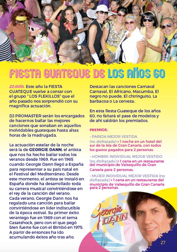 Programa Fiestas San Miguel 2018 27w