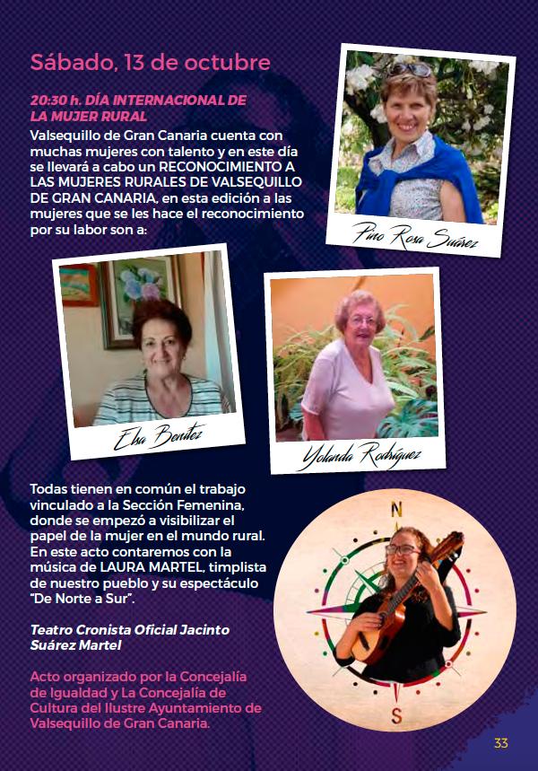 Programa Fiestas San Miguel 2018 33w