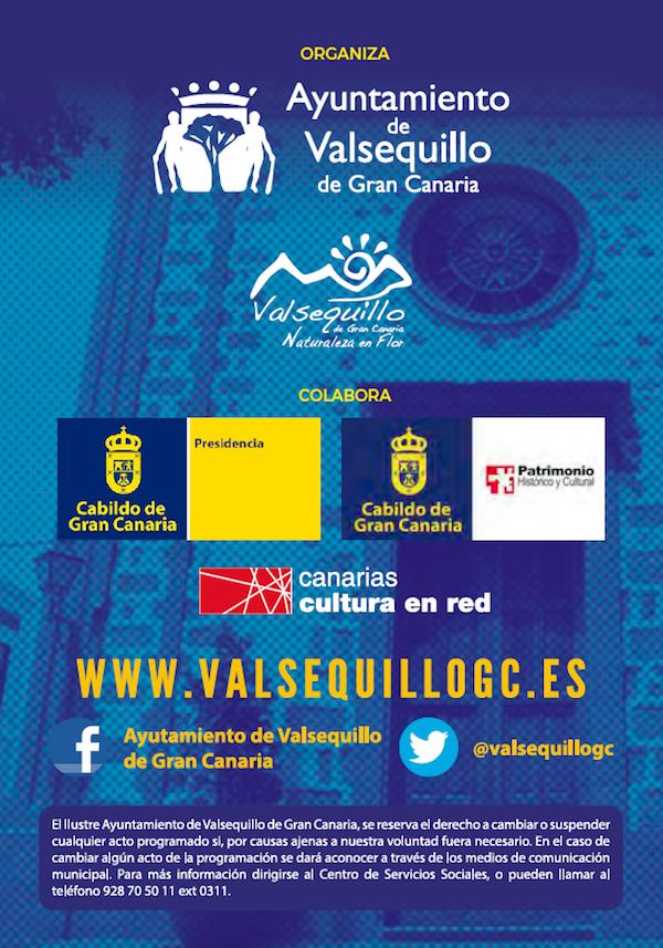 Programa Fiestas San Miguel 2018 36w
