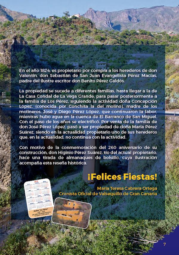 Programa Fiestas San Miguel 2018 7w