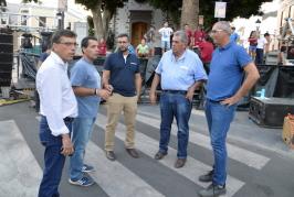 "La ""previa"" del Perro Maldito toma las calles de Valsequillo"