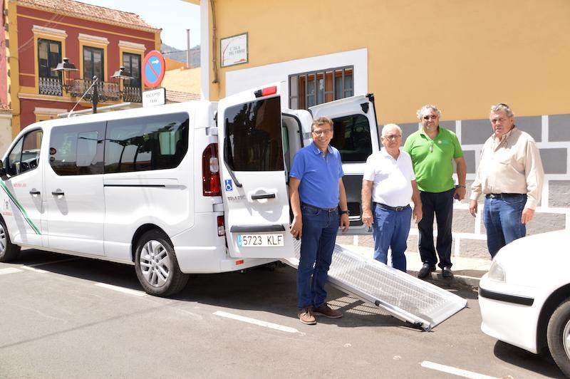 nuevo taxi adaptado movilidad reducida 1w