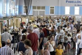 Éxito de participación de la IV edición de la Feria de la Abeja Negra y la Miel de Valsequillo