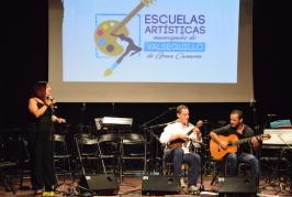 Valsequillo celebra los 20 años de su Escuela de Música