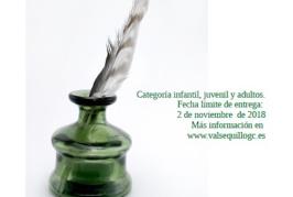 Abierto el plazo para participar en el III Certamen Literario de Poesía en Valsequillo