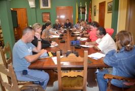Valsequillo celebró su primer Consejo Escolar de este curso