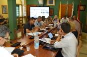 Valsequillo acepta las transferencias para contratar proyectos financiados por el Plan de Cooperación del Cabildo