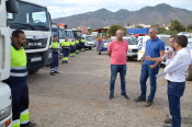 Valsequillo cuenta con nuevo servicio de recogida de basura y limpieza viaria