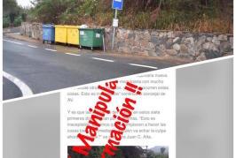 """""""Una oposición con la basura al cuello"""" Agrupación ASBA"""