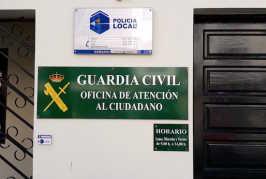 Asamblea Valsequillera denuncia la ausencia del servicio que prestaba la Guardia Civil en el municipio