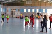 Sesenta escolares participaron en la primera jornada de los Juegos Escolares Municipales