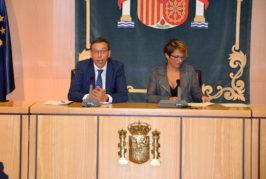 Valsequillo percibe 500.000 euros para la adquisición de terrenos para un párking subterráneo