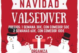 """""""Valsediver"""" vuelve estas navidades para ayudar a conciliar la vida familiar y laboral en Valsequillo"""