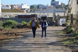 El Ayuntamiento de Valsequillo está mejorando su Zona Industrial «Las Carreñas»