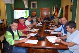 Valsequillo firma el convenio de subvenciones con sus clubes deportivos