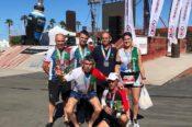 Valsequillo estuvo presente en la décima edición de la Gran Canaria Maratón