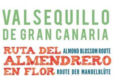 Consulte el programa completo de la Ruta del Almendrero en Flor 2019 en Valsequillo de G.C.