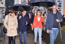 Ayuntamiento, Cabildo y Estado unen fuerzas para mejorar las Zonas Comerciales Abiertas de Valsequillo