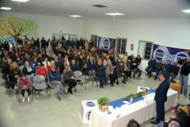 Francisco Atta, reelegido como candidato de ASBA-NC a la alcaldía de Valsequillo
