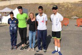Alejandro Ramírez se clasifica para el Campeonato de España de Petanca Juvenil tras quedar tercero en el Regional