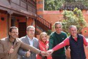El PP presenta a Domingo Cabrera, que repite como candidato a la alcaldía de Valsequillo