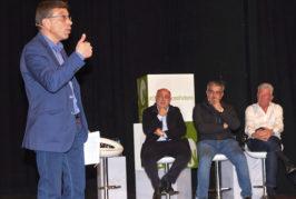 Francisco Atta presenta su candidatura en Valsequillo