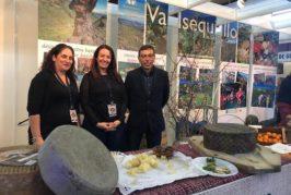 "Valsequillo lleva su huerta a la Feria ""Gran Canaria Me Gusta"""
