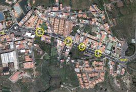 El Ayuntamiento de Valsequillo reitera al Cabildo la petición de un semáforo y un paso de peatones en la GC-41