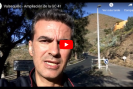 """Asamblea Valsequillera """"Ampliación de la GC 41: otra promesa incumplida"""""""
